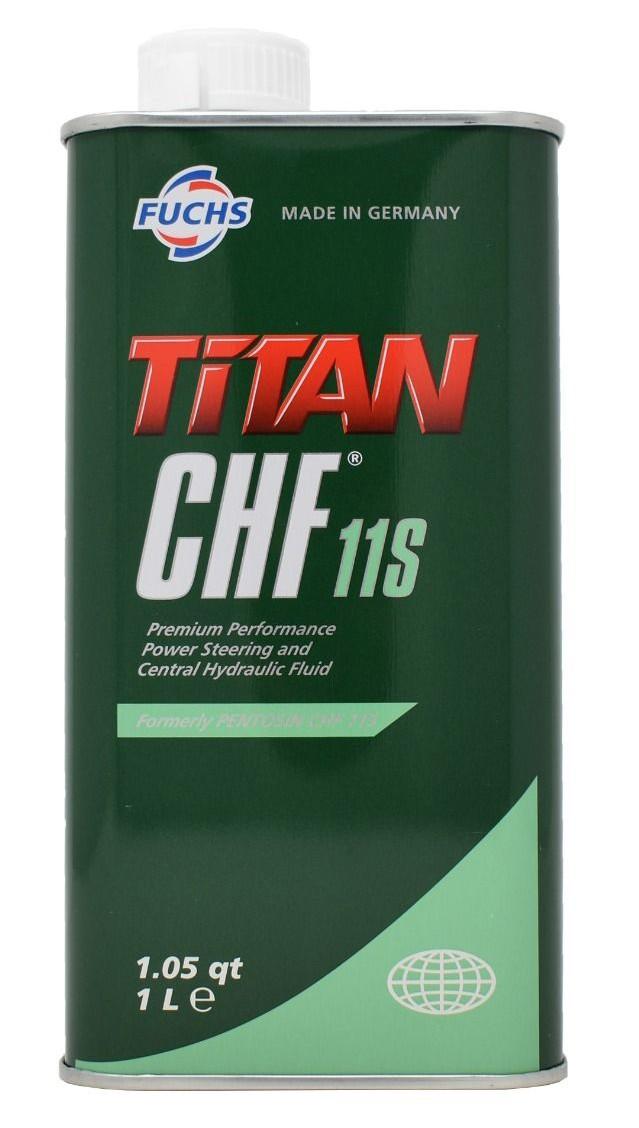 FLUIDO HIDRÁULICO FUCHS TITAN CHF 11S 1L