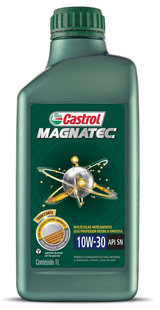 ÓLEO CASTROL MAGNATEC 10W30 1L