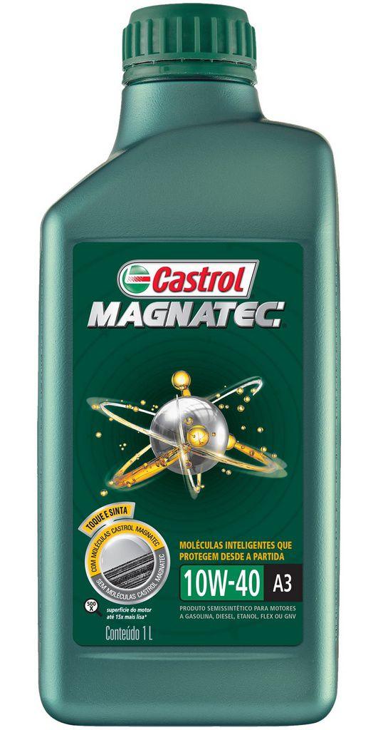 ÓLEO CASTROL MAGNATEC 10W40 A3 1L