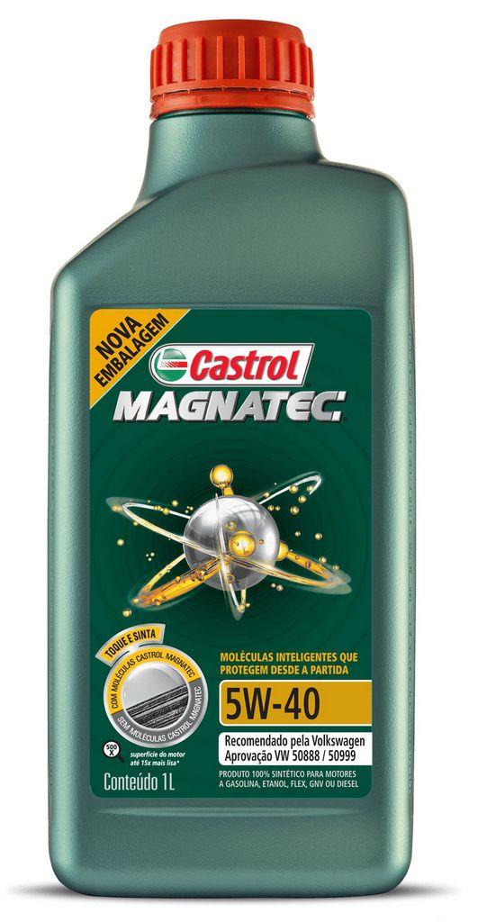 ÓLEO CASTROL MAGNATEC 508 88 509 99 5W40 1L
