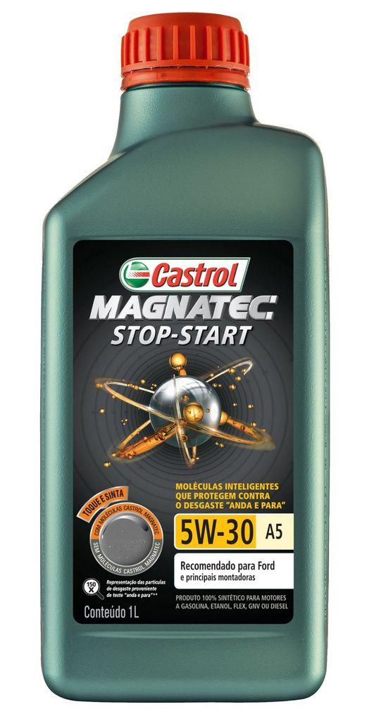 ÓLEO CASTROL MAGNATEC STOP-START 5W30 A5 1L