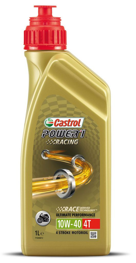 ÓLEO CASTROL POWER 1 RACING 10W40 1L