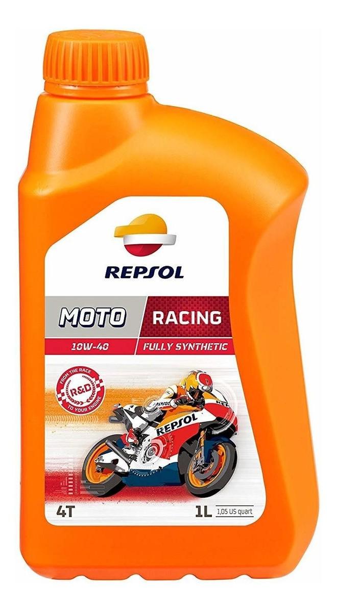 ÓLEO REPSOL MOTO RACING 4T 10W40 1L
