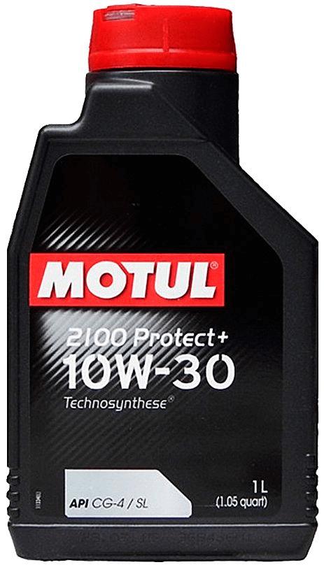 ÓLEO MOTUL 2100 PROTECT+ 10W30 SEMISSINTÉTICO 1L