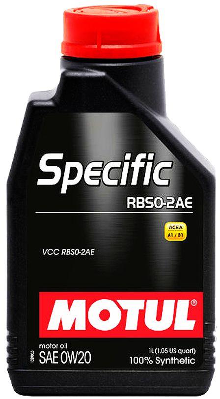 ÓLEO MOTUL SPECIFIC RBS0-2AE 0W20 100% SINTÉTICO 1L