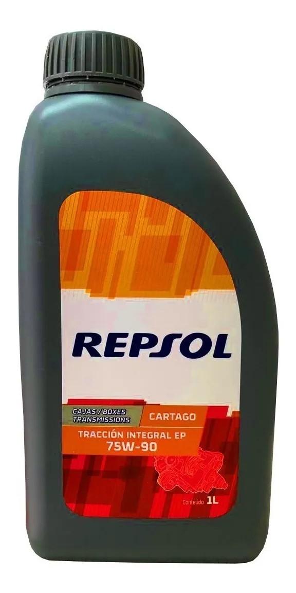ÓLEO REPSOL CARTAGO TRACCÍON INTEGRAL EP 75W90 1L