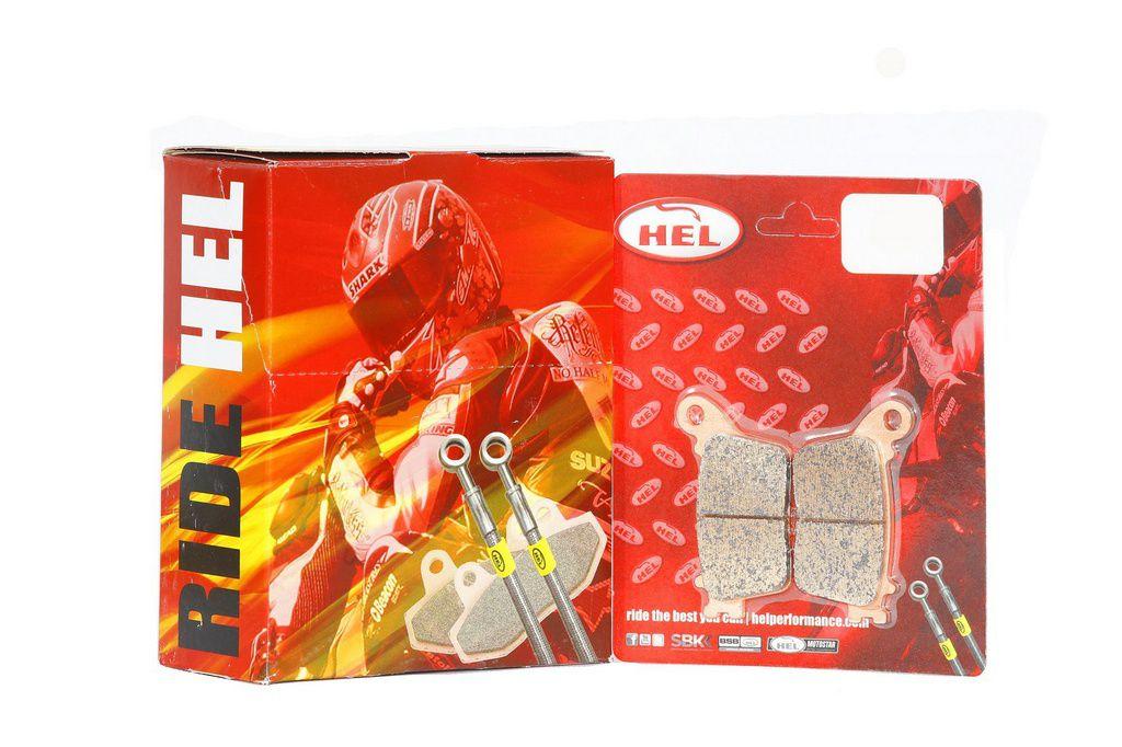 PASTILHAS DE FREIO HEL RST324