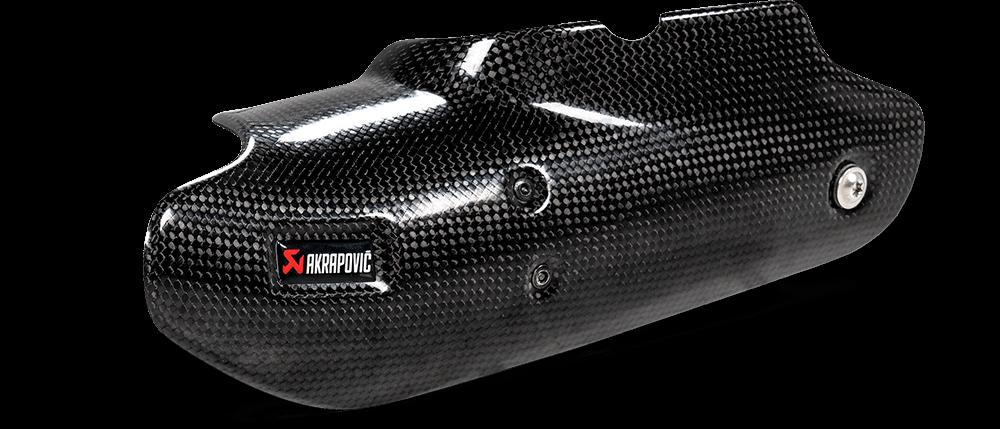 ESCAPAMENTO AKRAPOVIC SLIP-ON - BMW R1250GS ADVENTURE 2020