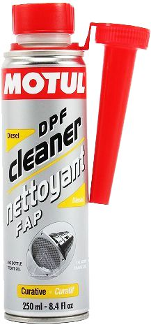 SPRAY DE LIMPEZA MOTUL DPF CLEANER DIESEL 250ML
