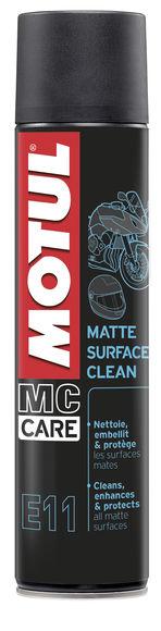 SPRAY DE LIMPEZA MOTUL E11 MATTE SURFACE CLEAN 400ML