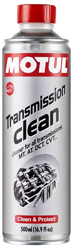 SPRAY DE LIMPEZA MOTUL TRANSMISSION CLEAN 500ML
