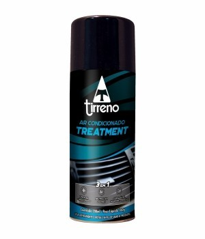 SPRAY DE LIMPEZA TIRRENO AR CONDICIONADO TREATMENT 200ML