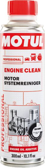 SPRAY DE LIMPEZA PARA ÓLEO MOTUL ENGINE CLEAN 300ML