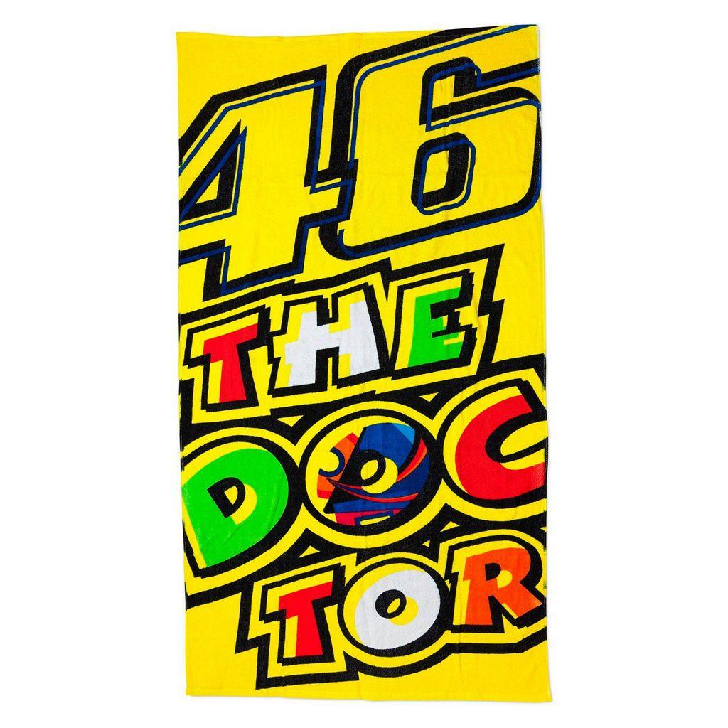 TOALHA DE PRAIA VR46 46 THE DOCTOR