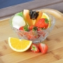 Conjunto de Tigelas Bowls de Vidro para Sobremesa 6 Peças