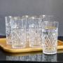 Copos de Cristal Lile 275ml Long Drink 6 peças