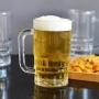 Kit 12 Canecas de Chopp Cerveja de Vidro Grosso 370ml