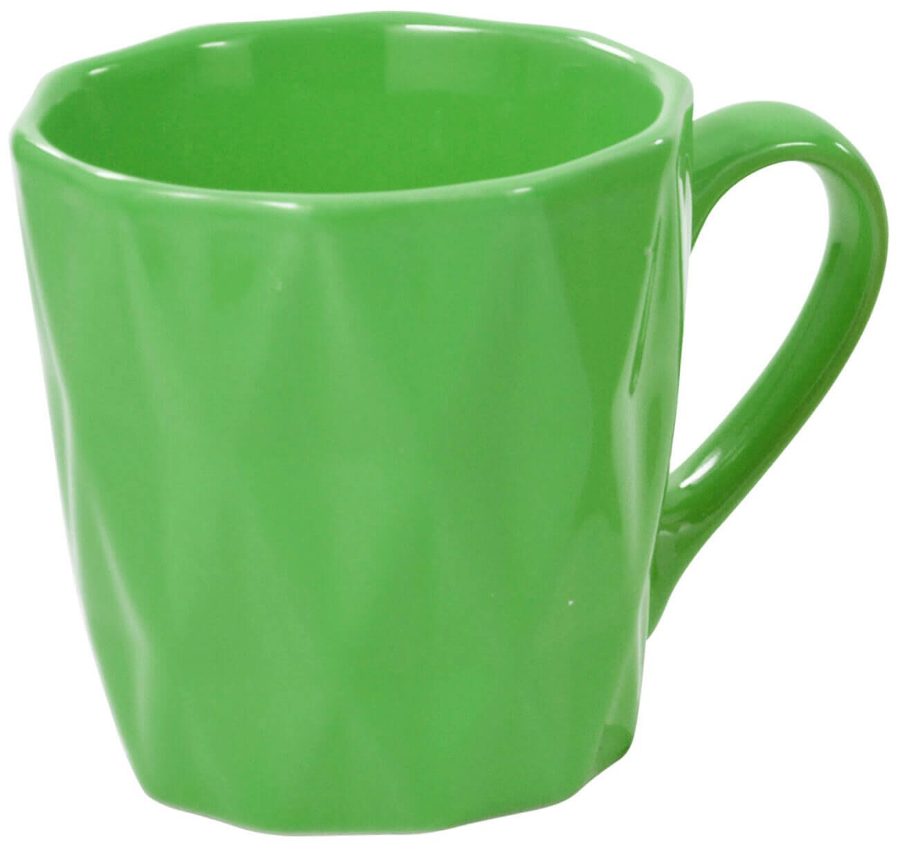 Jogo 4 Xícaras de Café Coloridas Linha Colors 190ml