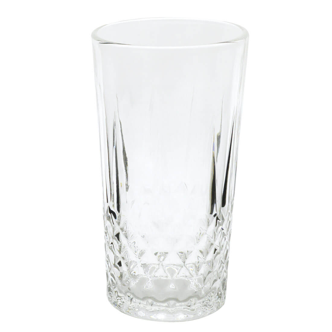 Jogo Copo de Vidro Tipo Long Drink 250ml 6 Peças