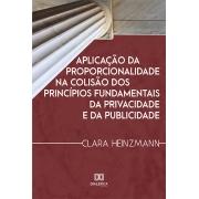 Aplicação da proporcionalidade na colisão dos princípios fundamentais da privacidade e da publicidade