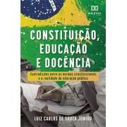 Constituição, educação e docência: contradições entre as normas constitucionais e a realidade da educação pública