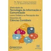 Efetividade da tecnologia da informação e comunicação como didática na percepção dos docentes de ciências contábeis