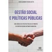 Gestão social e políticas públicas: uma análise da política pública de fomento ao cooperativismo em âmbito municipal