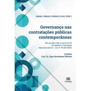 Governança nas contratações públicas contemporâneas: (de acordo com a nova Lei de Licitações e Contratos Administrativos  Lei no 14.133/2021)