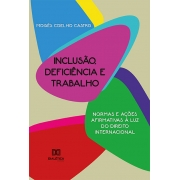 Inclusão, deficiência e trabalho: normas e ações afirmativas à luz do direito internacional