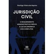 Jurisdição civil: o requerimento administrativo prévio à luz da dinâmica dos conflitos