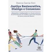 Justiça restaurativa, diálogo e consenso: adequações e inadequações nos rituais judiciários de administração de conflitos a partir das infraçõ