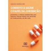 O direito à saúde e o papel da jurisdição: parâmetros e critérios estabelecidos pelo Supremo Tribunal Federal nas demandas por medicamentos de