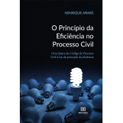 O princípio da eficiência no processo civil: uma leitura do código de processo civil à luz do princípio da eficiência