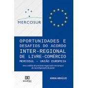 Oportunidades e desafios do Acordo Inter-Regional de Livre-Comércio MERCOSUL - União Europeia: uma análise do processo negociador em tempos de reconfiguração de poder