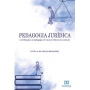 Pedagogia jurídica: contribuições do pedagogo em Varas de Infância e Juventude