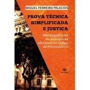 Prova técnica simplificada e justiça: abordagens à luz do princípio da eficiência no Código de Processo Civil