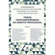 Temas contemporâneos de Direito Processual