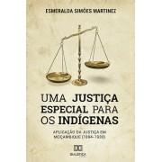 Uma Justiça especial para os indígenas: aplicação da Justiça em Moçambique (1894-1930) /