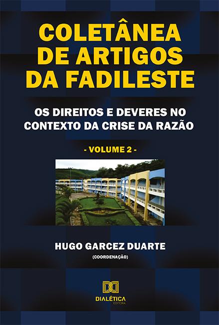 Coletânea de artigos da FADILESTE - Volume 2