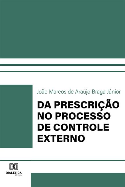 Da prescrição no processo de controle externo