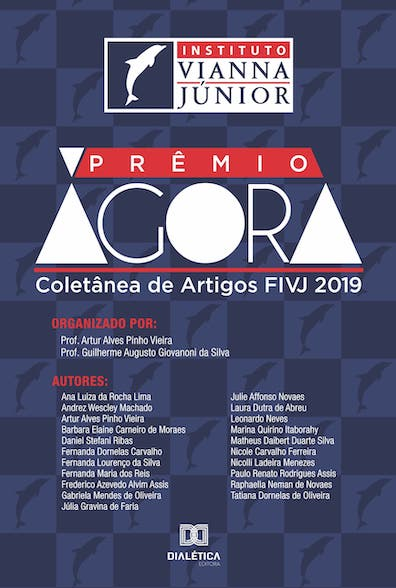 Prêmio Ágora: coletânea de artigos FIVJ 2019