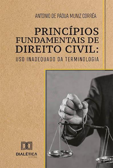 Princípios Fundamentais de Direito Civil: uso inadequado da terminologia