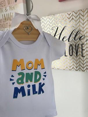 BODY MOM AND MILK