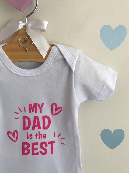 BODY MY DAD IS THE BEST - ROSA