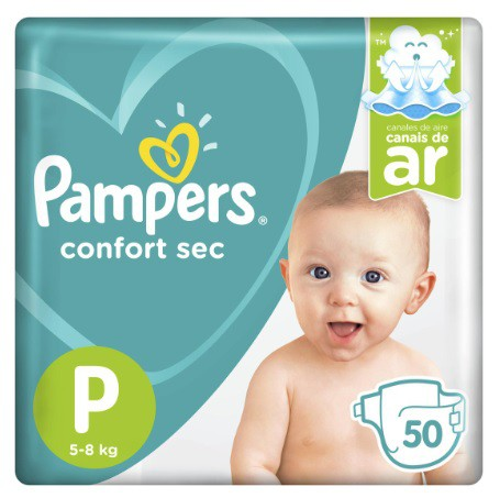 PAMPERS CONFORTSEC