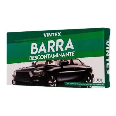 BARRA DESCONTAMINANTE V-BAR 100G - VINTEX - VONIXX