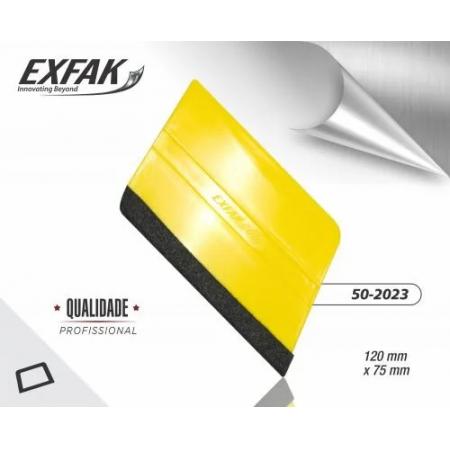 ESPÁTULA PARALELOGRAMO COM FELTRO - EXFAK