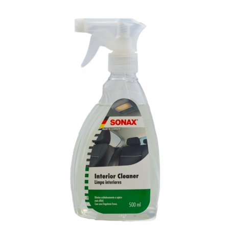 INTERIOR CLEANER LIMPA INTERIORES PULVERIZADOR 500ml - SONAX