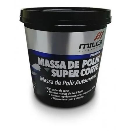 MASSA DE POLIR SUPER CORTE 1KG - MILLS - SONAX