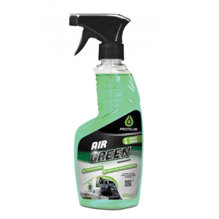 ODORIZANTE AIR GREEN 650ML - PROTELIM